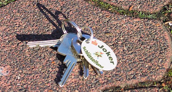 Schlüsselfund